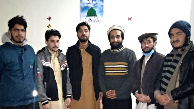 مصطفوی سٹوڈنٹس موومنٹ ایبٹ آباد کا اجلاس
