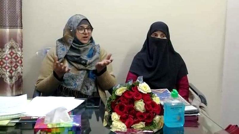 منہاج القرآن ویمن لیگ ضلع جہلم کنوئننگ باڈی کی تشکیل