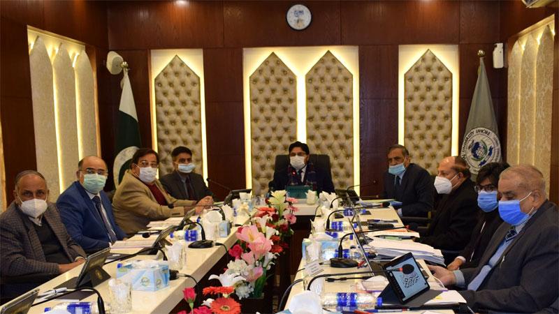 ڈاکٹر طاہرالقادری کی زیرصدارت منہاج یونیورسٹی بورڈ آف گورنرز کا اجلاس