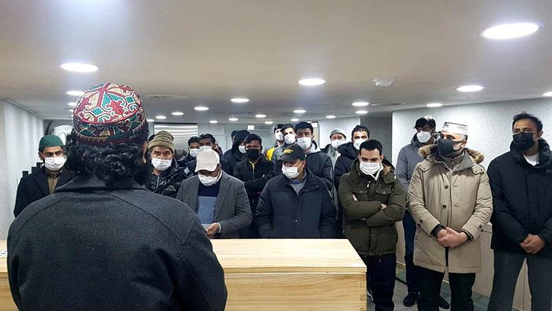 منہاج القرآن انٹرنیشنل ساؤتھ کوریا کے کارکن حبیب الرحمن انتقال کر گئے