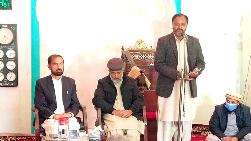 منہاج القرآن پھالیہ پی پی 66 کا ورکرز کنونشن