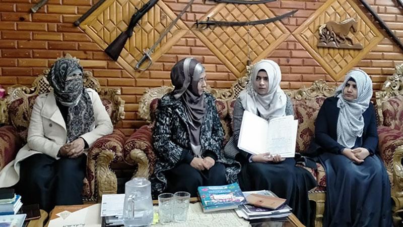 ہزارہ: منہاج ویمن لیگ کے وفد کی کارنر میٹنگ