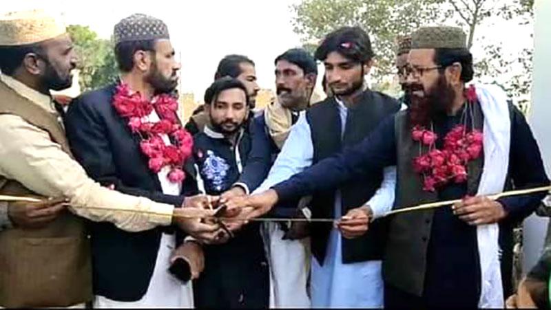شورکوٹ میں منہاج القرآن اسلامک سنٹر کا افتتاح