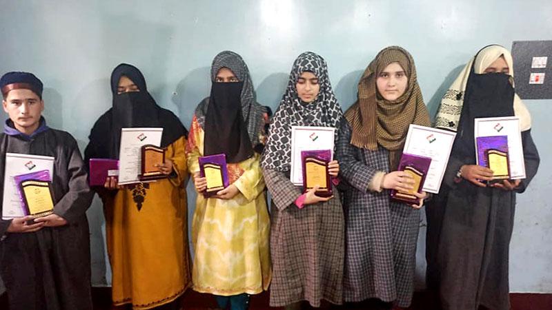 منہاج القرآن انٹرنیشنل جموں اینڈ کشمیر کے زیراہتمام مقابلہ نعت خوانی کا انعقاد