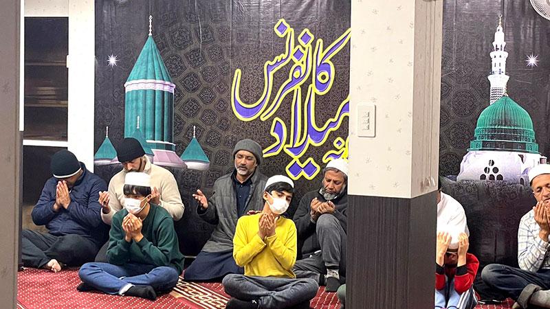 منہاج القرآن انٹرنیشنل اباراکی جاپان کے زیراہتمام محفل ذکر و دعائیہ تقریب کا انعقاد