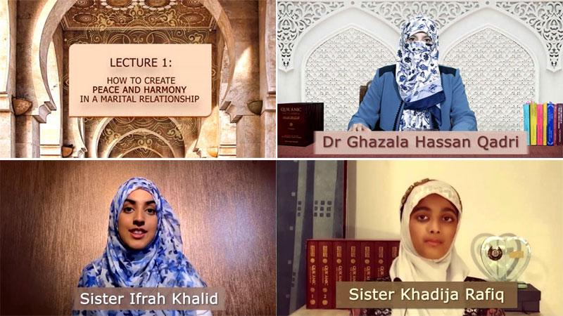 Minhaj Sisters UK organizes a 4-week long course 'Al-Nasiha 2021'