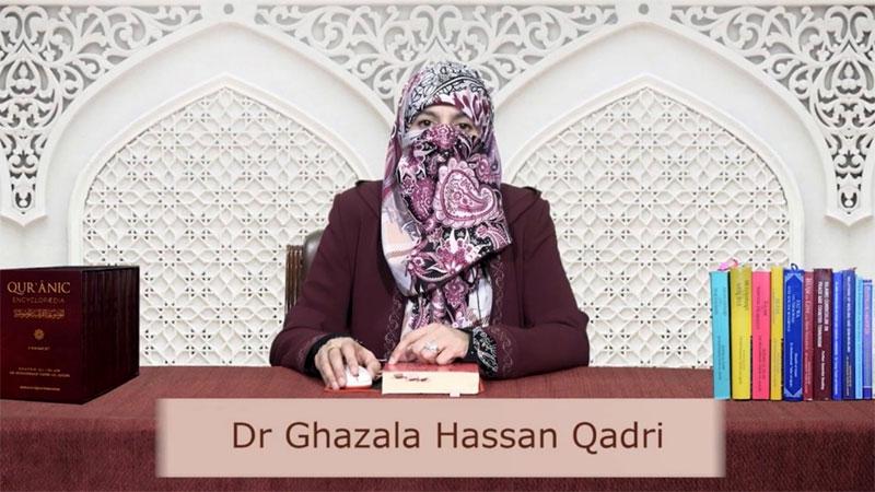 Al-Nasiha 2021: Dr. Ghazala Hassan Qadri speaks on 'How to Create Love in a Marital Relationship'