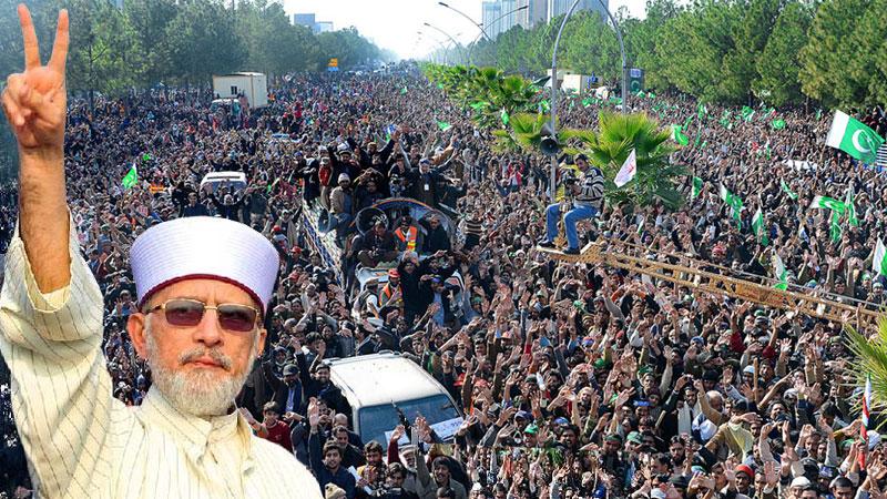 ڈاکٹر طاہرالقادری نے 13 جنوری کو انتخابی اصلاحات کے لیے لانگ مارچ کیا: خرم نواز گنڈا پور