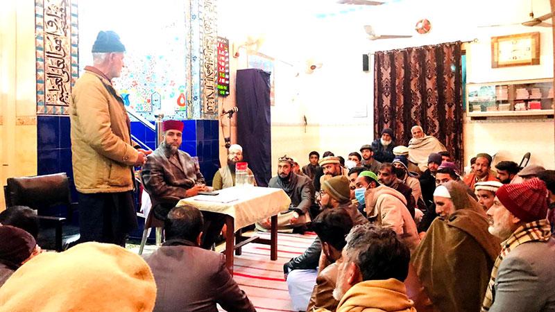 منہاج القرآن راولپنڈی کا ورکرز کنونشن