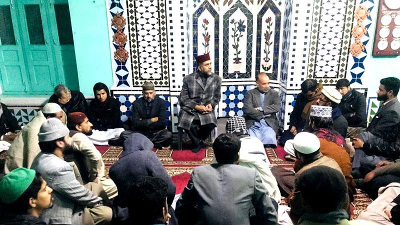 تحریک منہاج القرآن کوٹلی کا ورکرز کنونشن