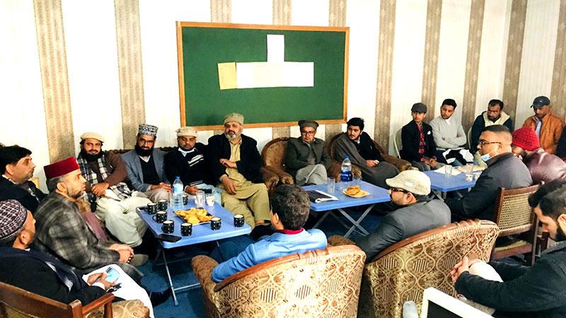 تحریک منہاج القرآن جہلم کا ورکرز کنونشن
