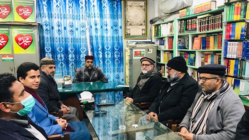 تحریک منہاج القرآن میرپور کا ورکرز کنونشن