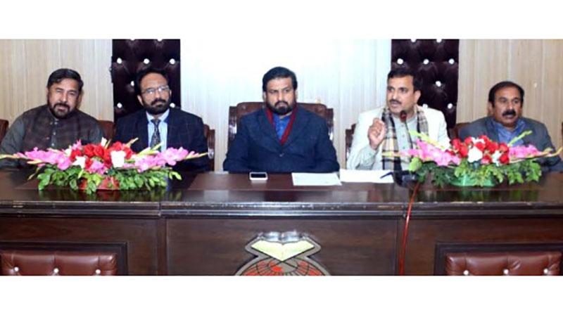 عوامی تحریک سنٹرل پنجاب کا اجلاس،  پٹرول، بجلی اور آٹے کی قیمتوں میں اضافے پر تشویش کا اظہار