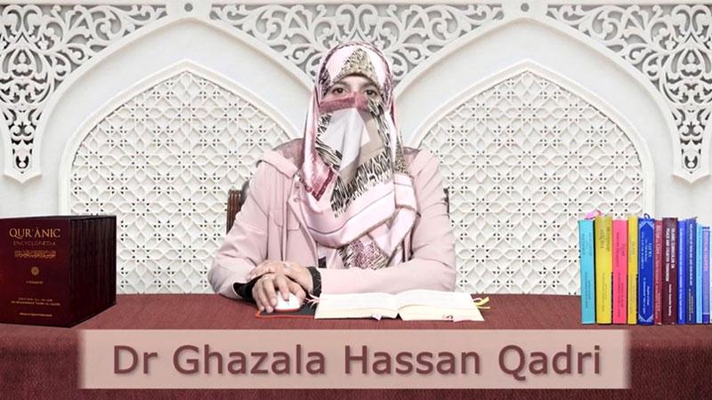 Al-Nasiha 2021: Dr. Ghazala Hassan Qadri speaks on 'How to express love in a marital relationship'