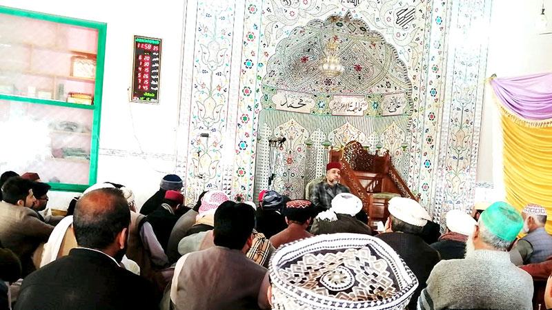 تحریک منہاج القرآن گوجر خان کا ورکرز کنونشن