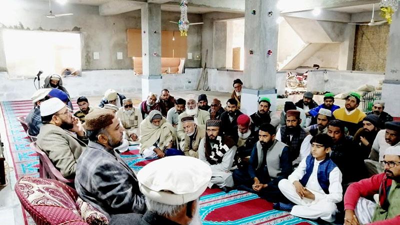 اٹک: منہاج القرآن تحصیل کامرہ کا ورکرز کنونشن
