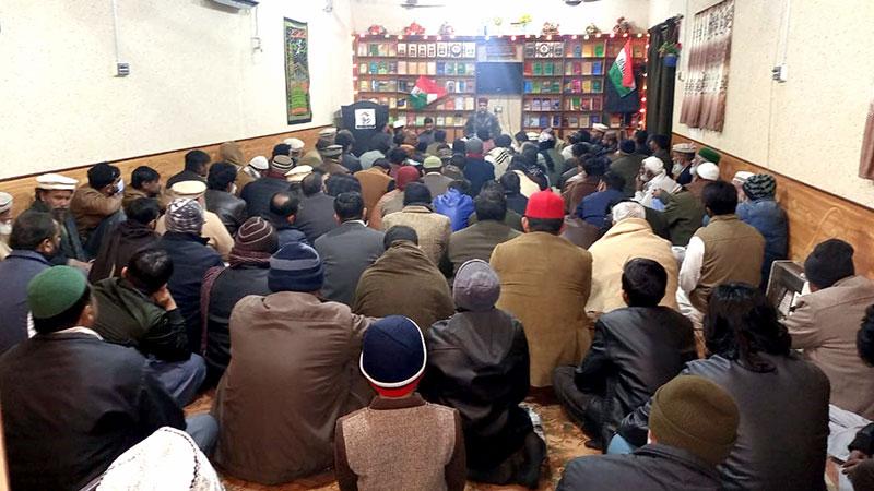 منہاج القرآن تحصیل جنڈ کا ورکرز کنونشن
