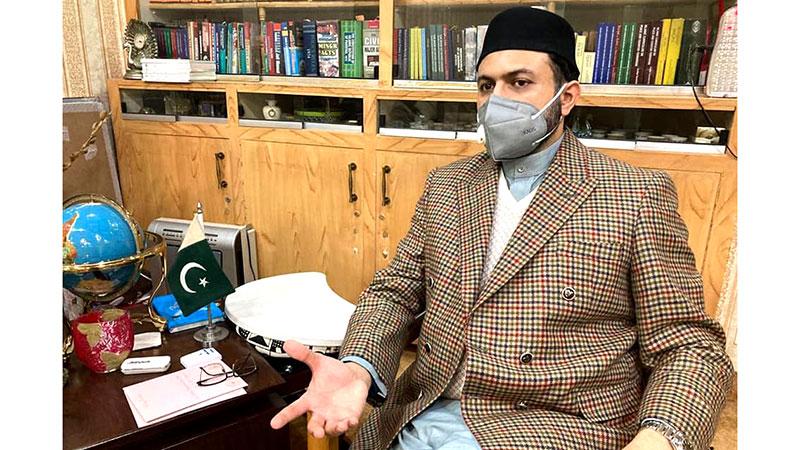 پاکستان عوامی تحریک کا اجلاس