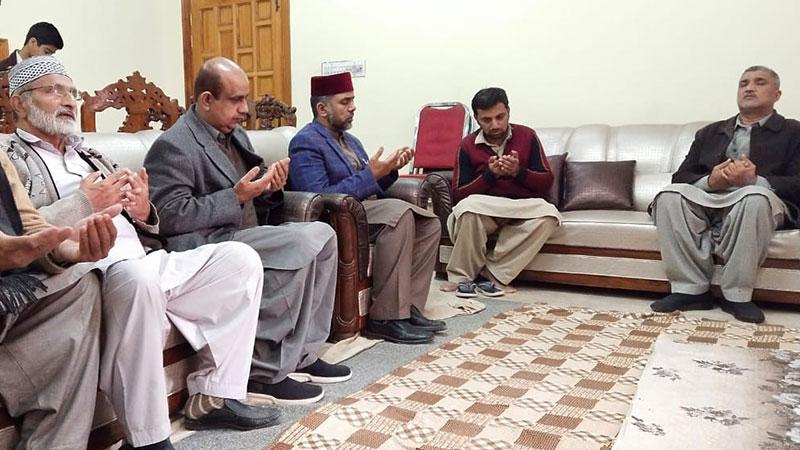 منہاج القرآن سرگودھا کے سینئر رہنماء میاں ارشد پرویز انتقال کر گئے