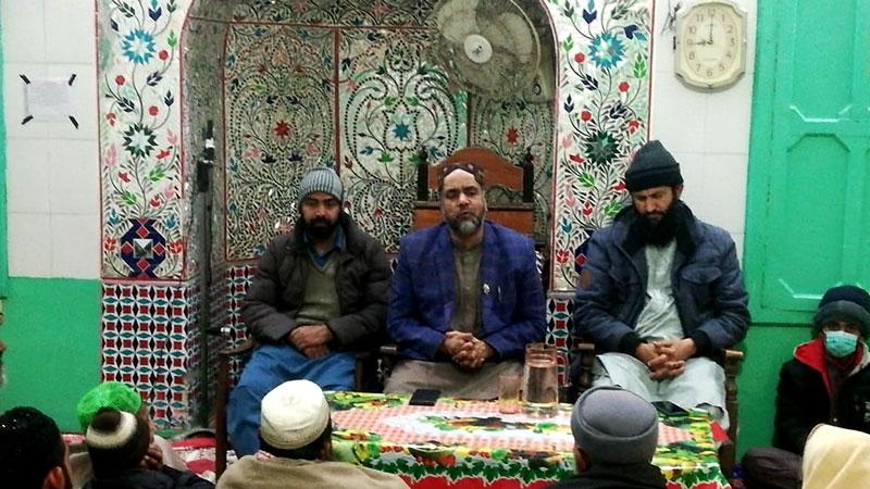 منہاج القرآن خوشاب کا ورکرز کنونشن