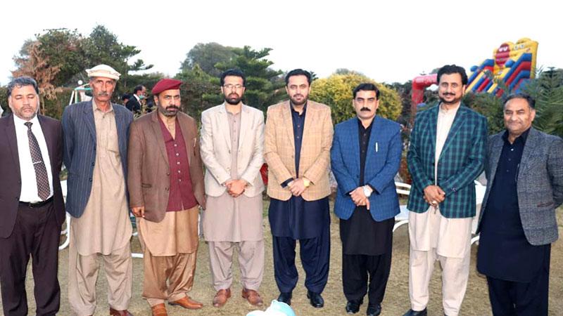 پاکستان عوامی تحریک شمالی پنجاب کا مشاورتی اجلاس