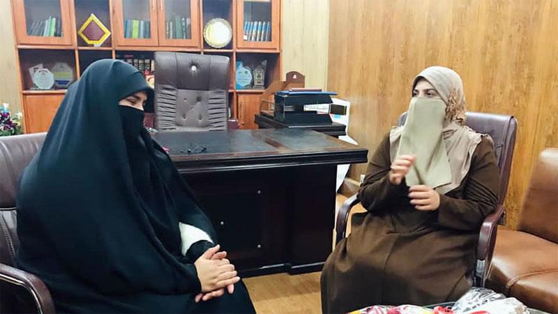 Jamia Urwa-tul-Wusqa delegation visits the MQI secretariat