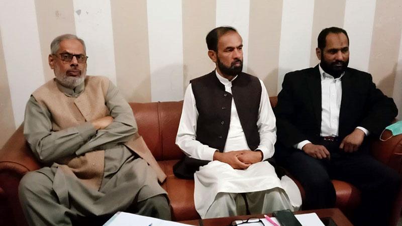 منہاج القرآن فیصل آباد کا اجلاس