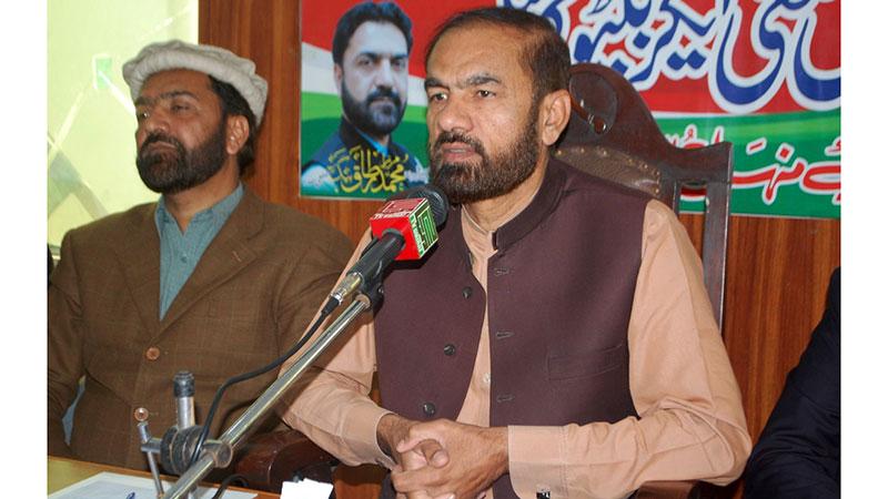 منہاج القرآن گجرات کی ضلعی ایکزیکٹیو کونسل کا اجلاس