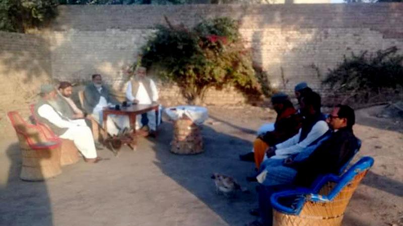 تحریک منہاج القرآن ضلع گھوٹکی کااجلاس