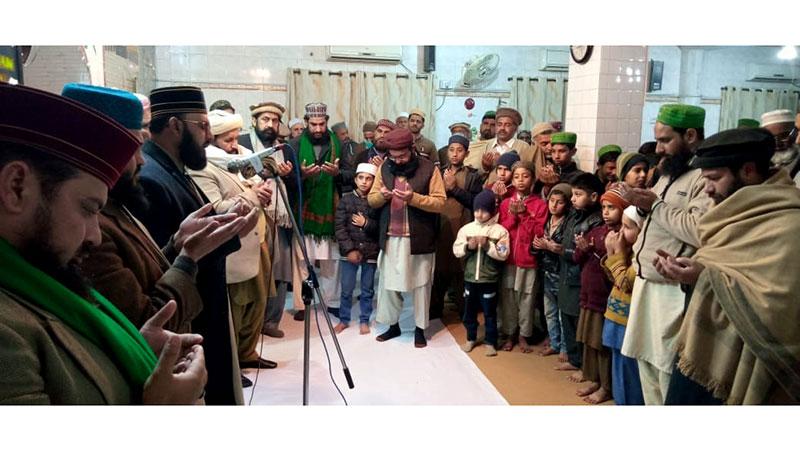 منہاج القرآن ڈڈیال آزادکشمیر کے زیراہتمام درس قرآن