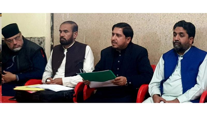 تحریک منہاج القرآن لاہور کا اجلاس، عہدیداران، پی پی صدور، ناظمین کی شرکت