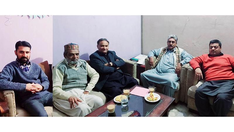 پاکستان عوامی تحریک نے ہمیشہ تحریک آزادی کشمیر کی حمایت کی: غلام علی خان