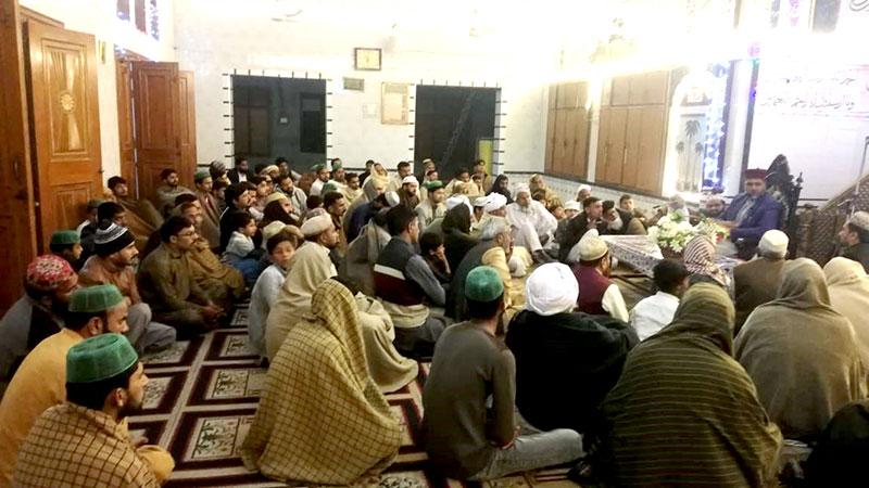منہاج القرآن کامونکی کے زیراہتمام درس عرفان القرآن