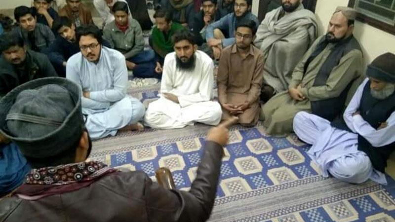 تحریک منہاج القرآن شہداد پور کے زیراہتمام ماہانہ درس عرفان القرآن