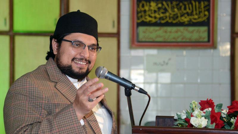 قرآن مجید مکمل ضابطہ حیات ہے: ڈاکٹر حسین محی الدین قادری