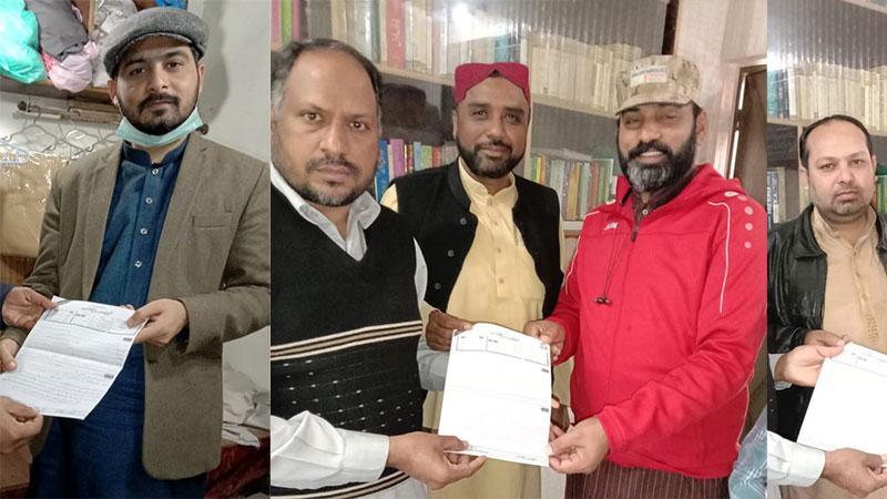 تحریک منہاج القرآن لاہور کے زیراہتمام ممبر سازی مہم