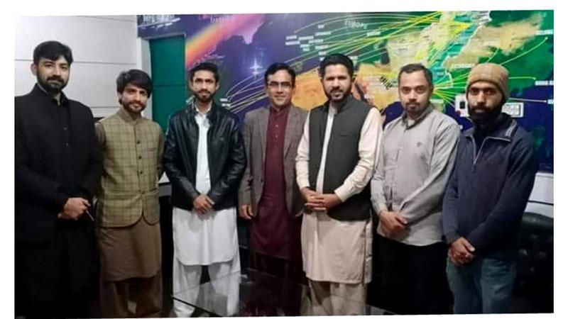 منہاج یوتھ لیگ حافظ آباد کا اجلاس