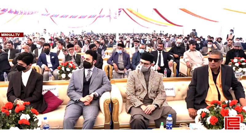 منہاج یونیورسٹی لاہور میں ''فاؤنڈرز ڈے'' تقریب