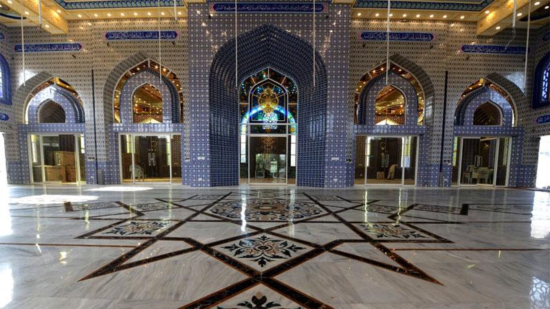 جامع شیخ الاسلام کی توسیع اور تزئین و آرائش کی تکمیل پر خصوصی تقریب