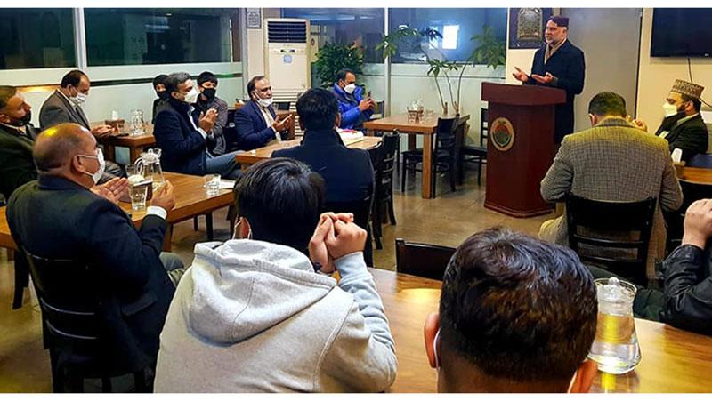 کوریا: شیخ الاسلام ڈاکٹر محمد طاہرالقادری کی 70ویں سالگرہ پر قائدڈے تقریب