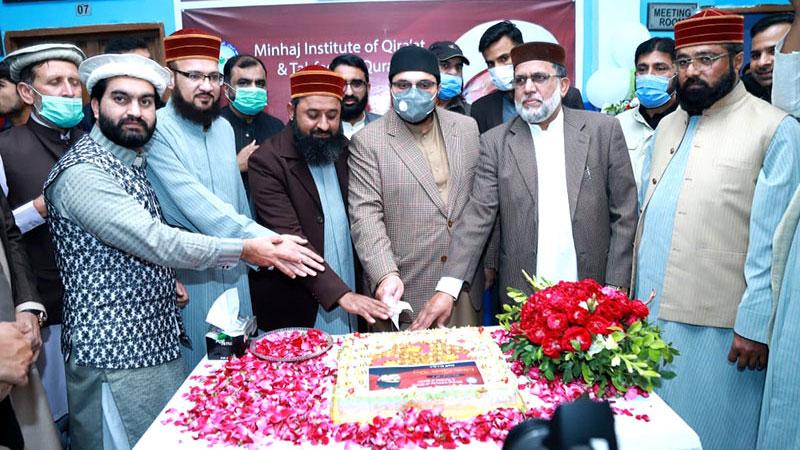 تحفیظ القرآن کے زیراہتمام قائد ڈے تقریب