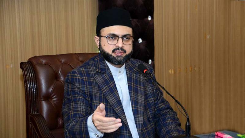 حضرت علی کرم اللہ وجہہ باطنی و روحانی خلافت کے شہنشاہ تھے: ڈاکٹر حسن محی الدین قادری
