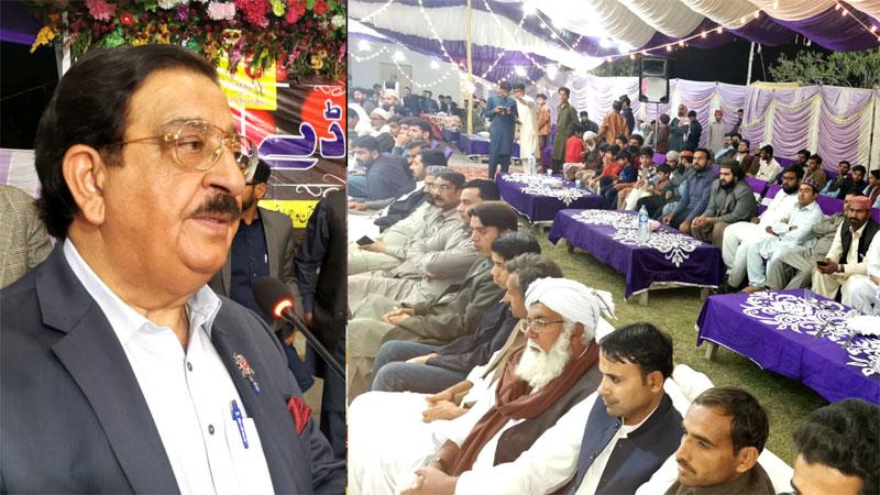 لودھراں: تحریک منہاج القرآن کے زیراہتمام قائد ڈے تقریب