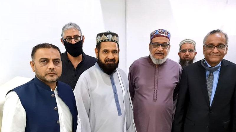 منہاج القرآن ساؤتھ افریقہ کے عہدیداران کی پاکستانی ہائی کمشنر سے ملاقات