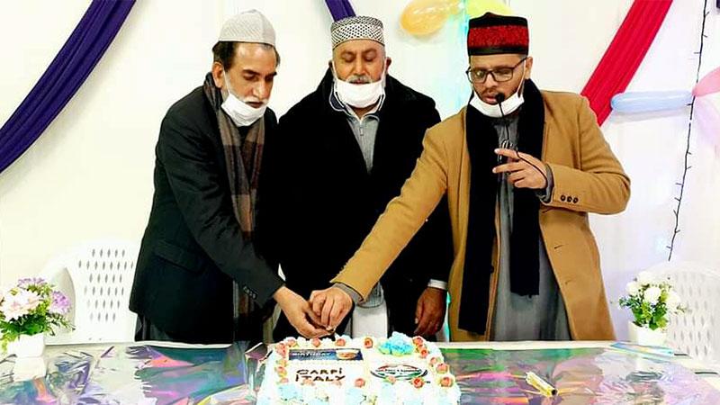 اٹلی: منہاج القرآن انٹرنیشنل کی کارپی میں قائد ڈے کی تقریب
