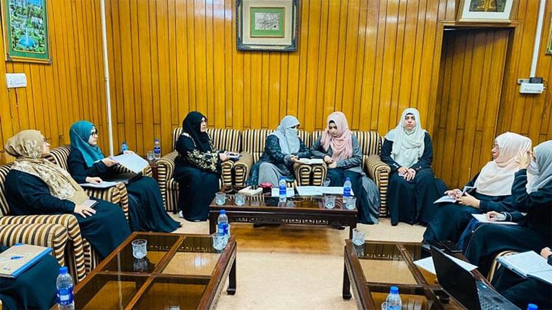 MWL Executive team discusses Ramazan Plan 2021
