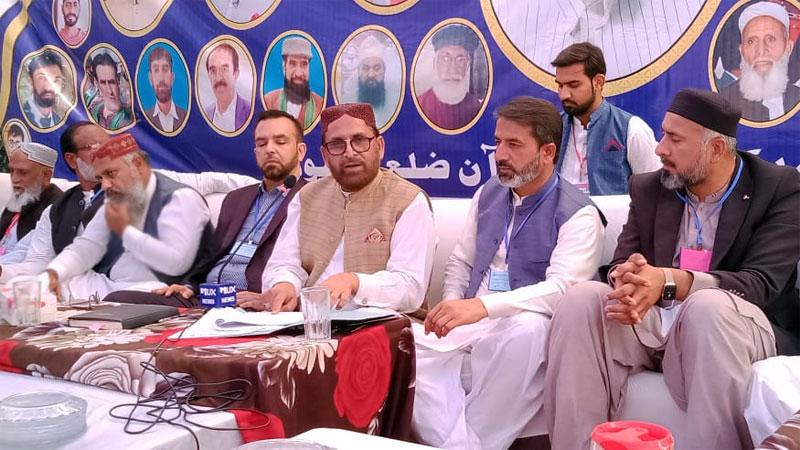 خانیوال میں تحریک منہاج القرآن جنوبی پنجاب کا گرینڈ زونل اجلاس