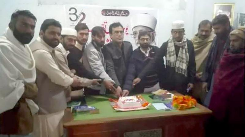 منہاج القرآن یوتھ لیگ کی جڑانوالہ میں تنظیمی و تربیتی نشست، مرکزی سیکرٹری جنرل  کی شرکت