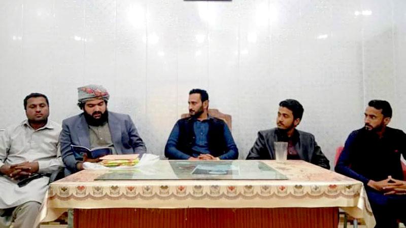 منہاج یوتھ لیگ لودھراں کی تنظیم نو، محمد ابراہیم صدر اور راؤ محمد طاہر سیکرٹری  جنرل منتخب