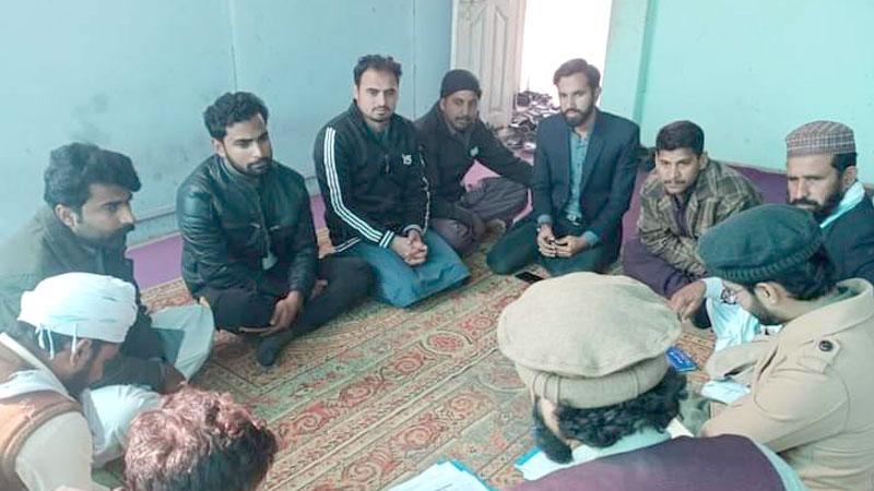 منہاج القرآن یوتھ لیگ تحصیل بہاولپور کی تنظیم نو، ملک بقاء سجاد صدر اور منیر  احمد چوہدری جنرل سیکرٹری منتخب